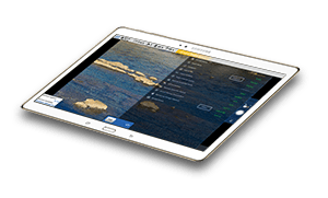 SmartAerial PANO Tablet Caption 3D